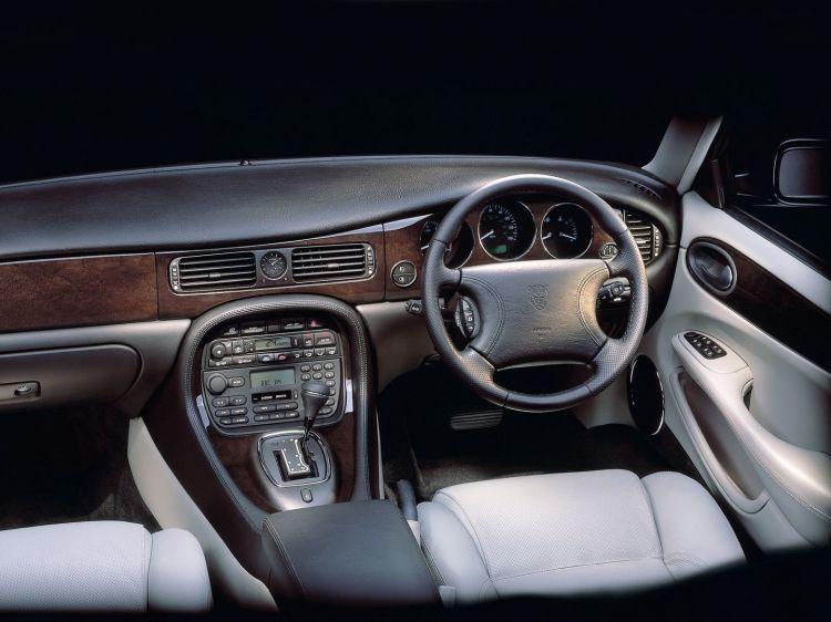 Jaguar Xjr Historia 5