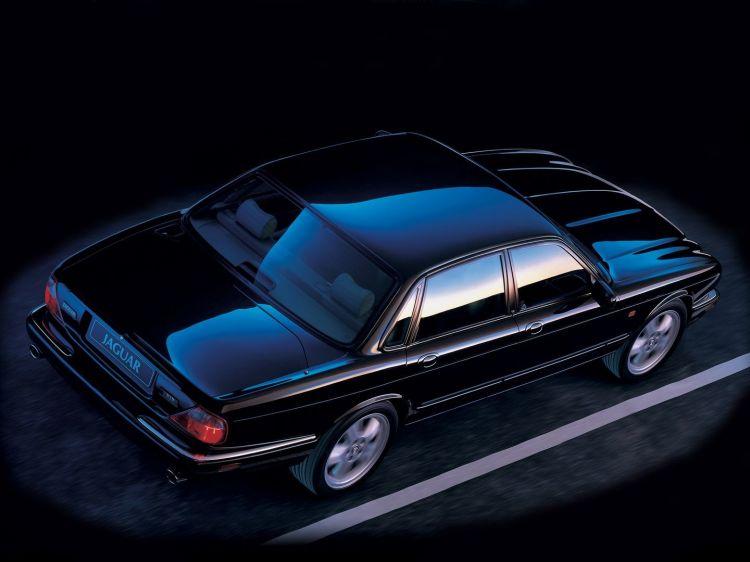 Jaguar Xjr Historia 6