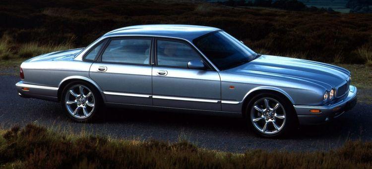 Jaguar Xjr Historia P