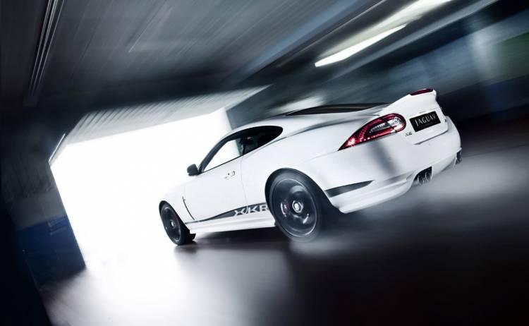 Jaguar XKR 2011