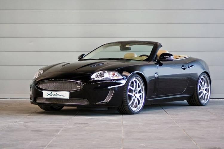 Jaguar XKR Arden