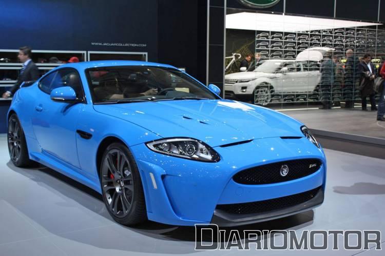 Jaguar XKR-S en Ginebra