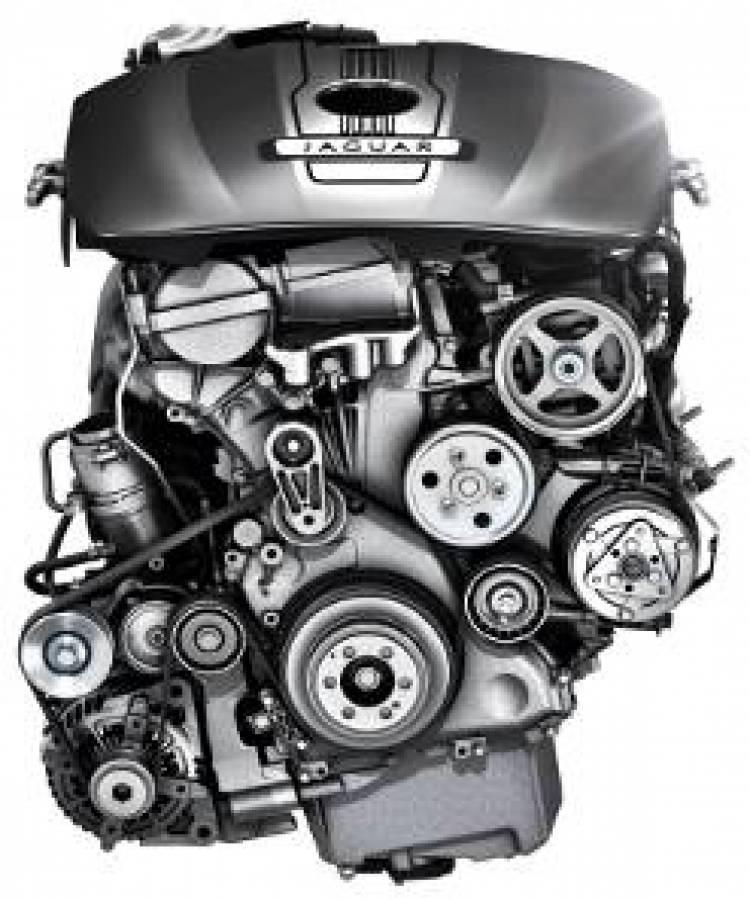 Motor de 4 cilindros y 240 caballos gasolina