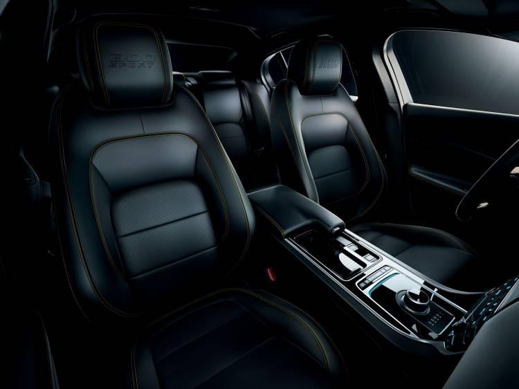 Jaguar Xe Xf 300 Sport 23