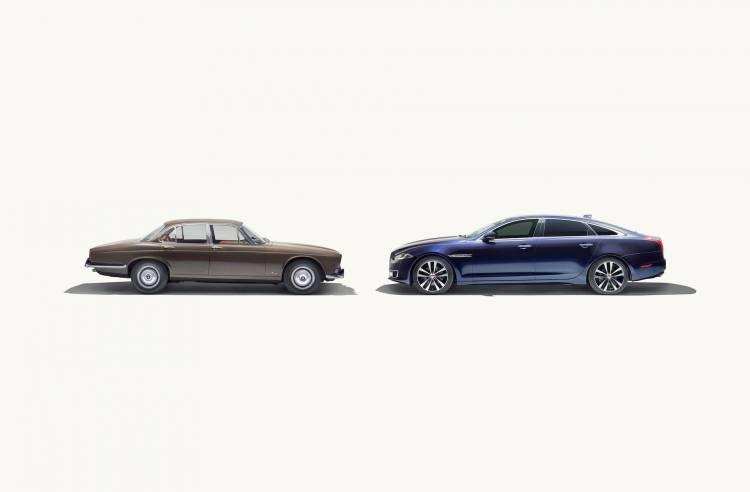 Jaguar Xj50 1