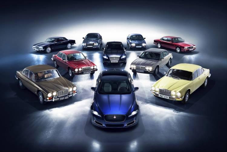 Jaguar Xj50 5
