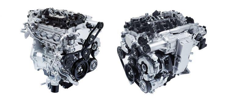 Jaque Diesel Mazda Skyactiv X