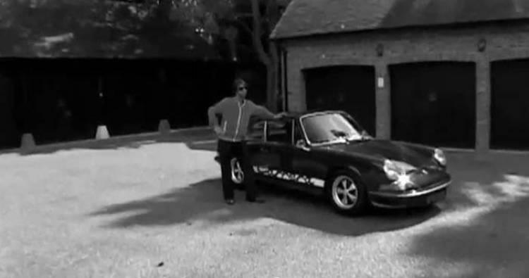 Jay Kay, Jamiroquai, excelente gusto para los coches y mucha clase