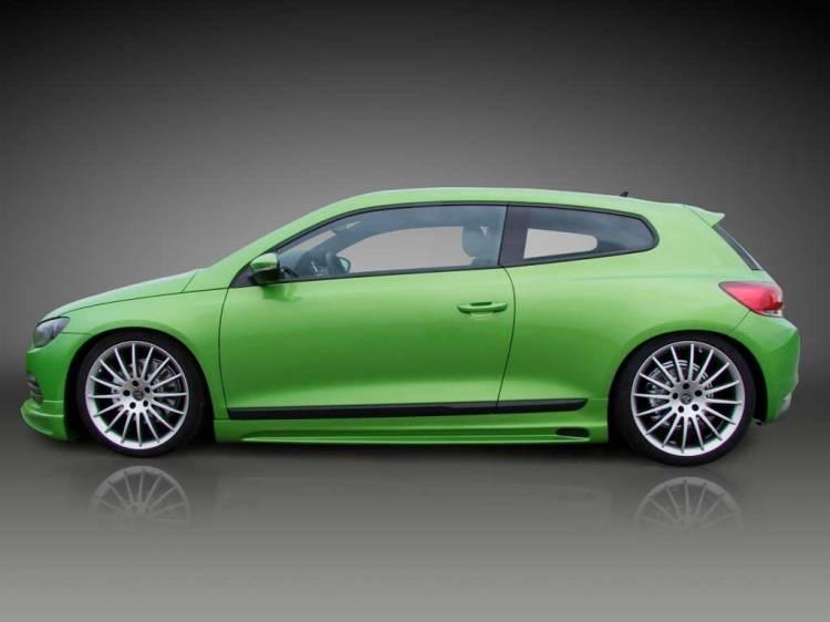 JE Design Volkswagen Scirocco 2.0 TDI
