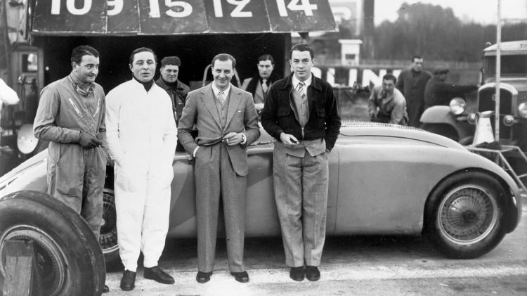 Jean Bugatti, Type57G Tank