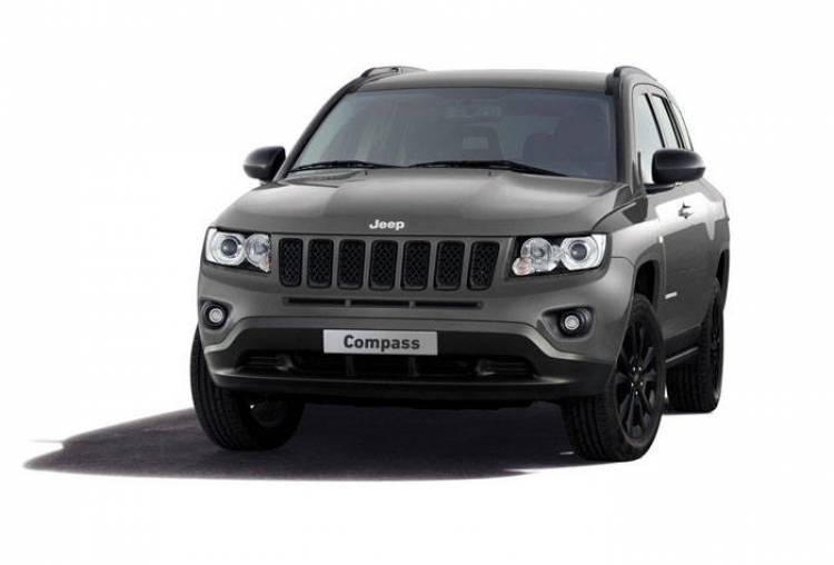 Jeep Compass Black prototipo