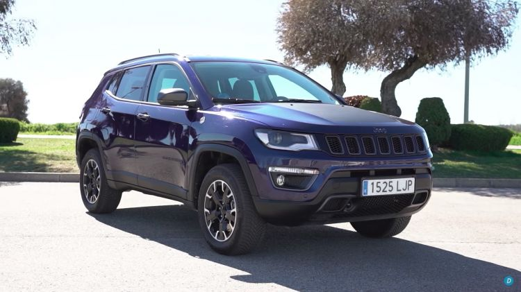 Jeep Compass Frontal