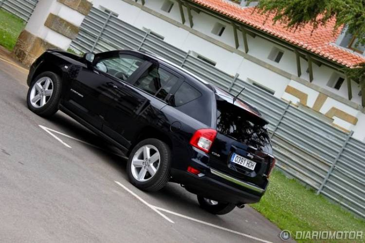 Jeep Compass 2.2 CRD 4x2 Limited Plus 136 CV, a prueba (III)