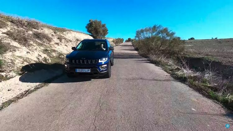 Jeep Compass Trailhawk Dinamica Exterior