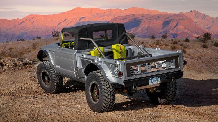 Jeep Five Quarter Concept 2