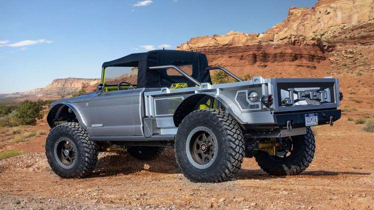 Jeep Five Quarter Concept 3