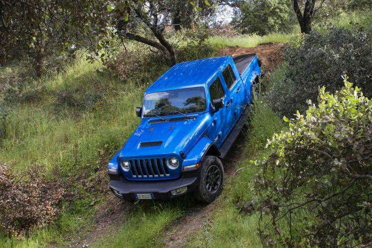Jeep Gladiator 2021 19