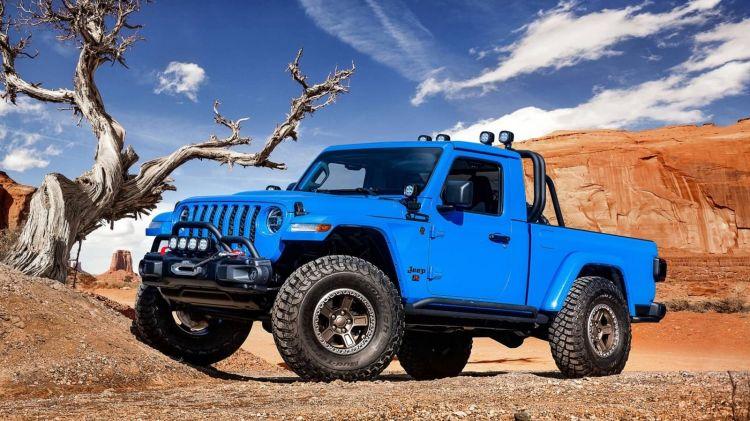 Jeep Gladiator Concept J6 0419 009