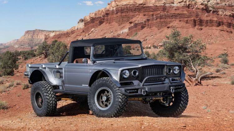 Jeep Gladiator Concept M157 0419 016