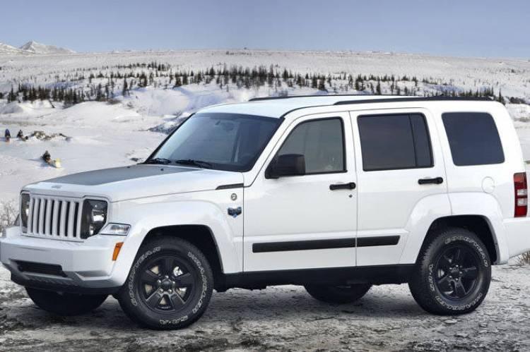 Jeep Wrangler y Jeep Cherokee, edición Arctic con una estética más ...