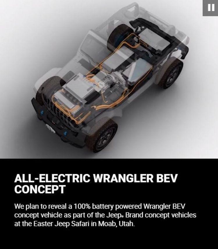 Jeep Rangler Ev Mecanica