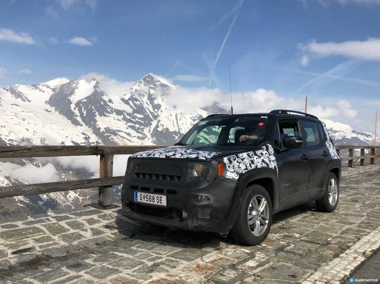 Jeep Renegade 2019 Adelanto  2