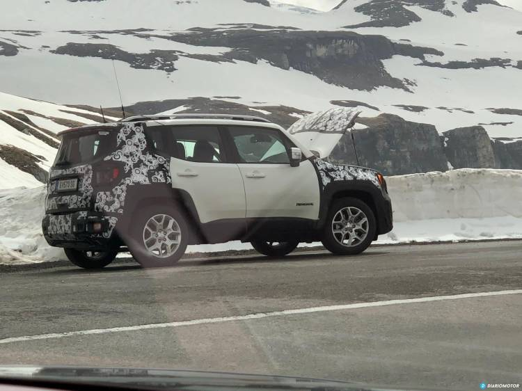 Jeep Renegade 2019 Adelanto 4