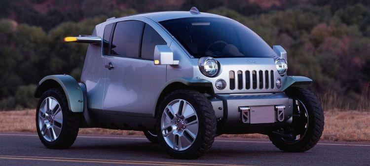 Jeep Treo Concept 16