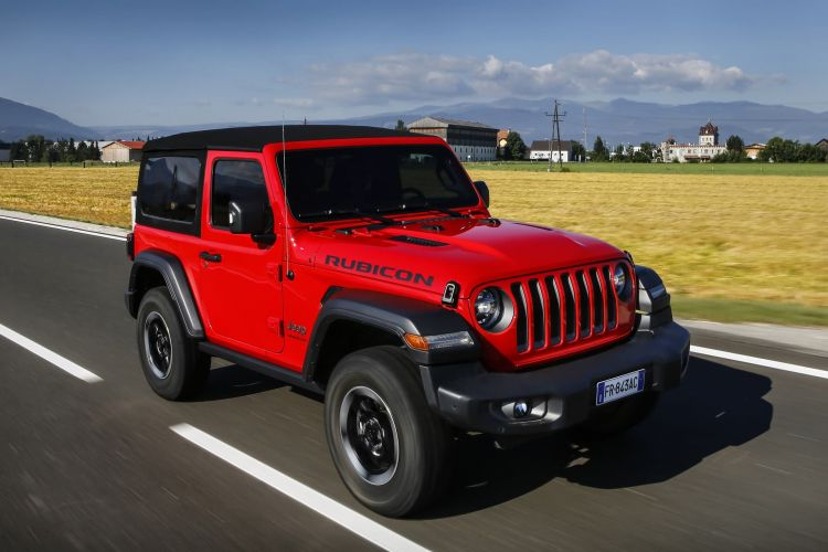 Jeep Wrangler 2018 Dm 24