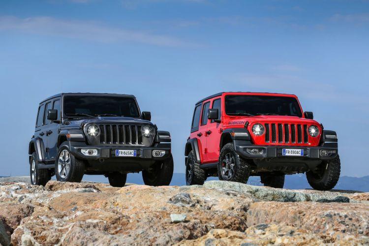 Jeep Wrangler 2018 Dm 75
