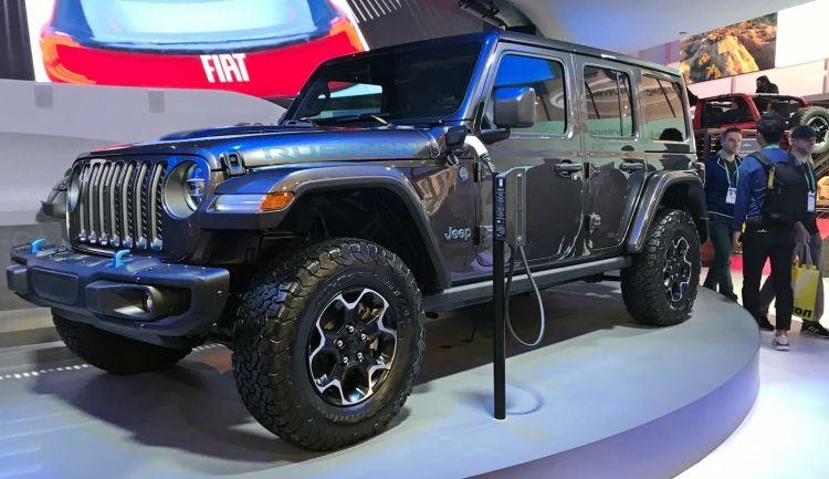 Jeep Wrangler 4xe Ces 2020 01