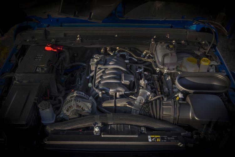 2021 Jeep® Wrangler Rubicon 6.4 Liter Hemi V 8™