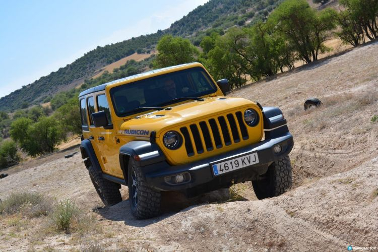 Jeep Wrangler Rubicon Cruce Puentes 03