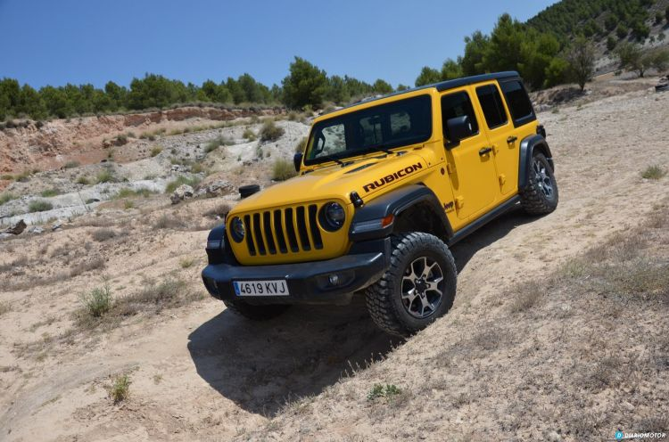 Jeep Wrangler Rubicon Cruce Puentes 11