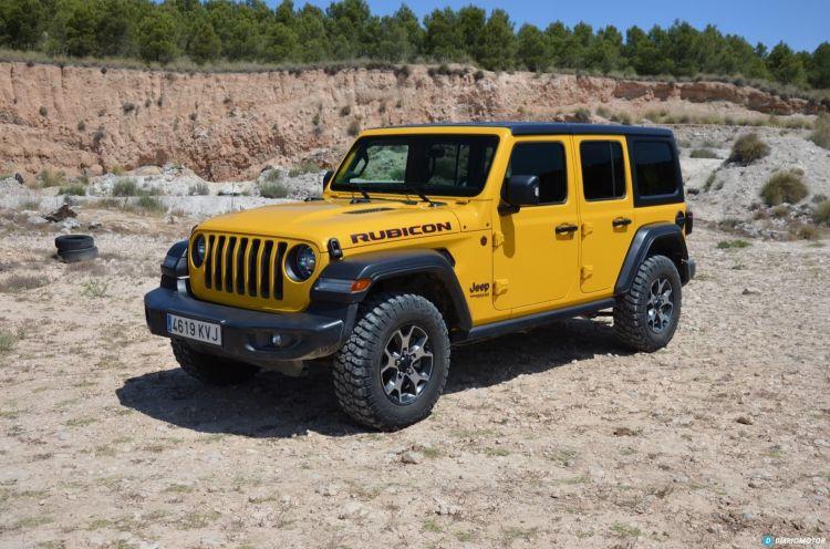Jeep Wrangler Rubicon Exterior 01