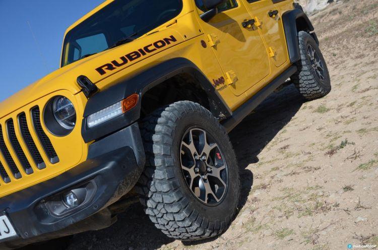 Jeep Wrangler Rubicon Exterior 38