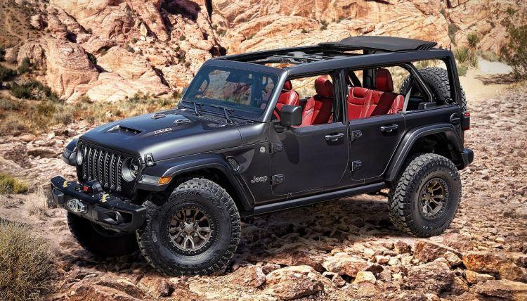 Jeep Wrangler V8 392 Concept 0720 01