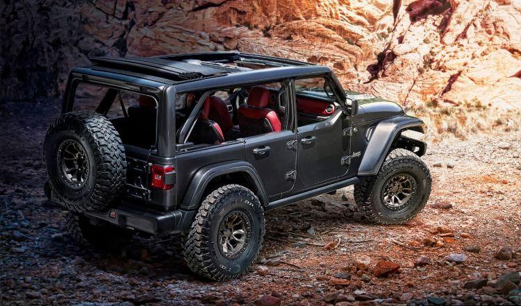Jeep Wrangler V8 392 Concept 0720 02