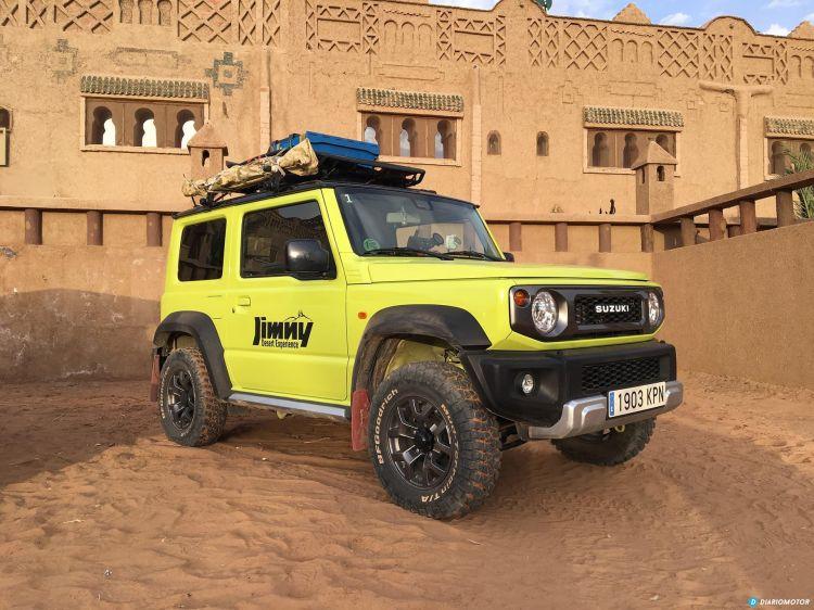 Jimny Desert Experience 2019 00006