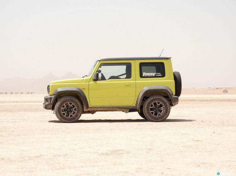 Jimny Desert Experience 2019 00011