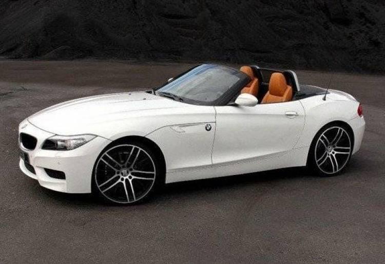 Kelleners Sport da un chute de 65 CV adicionales al BMW Z4 sDrive35is
