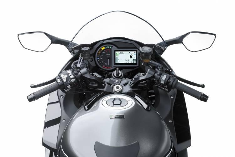 Kawasaki H2 Ninja Sx Se 2019 Dm 11