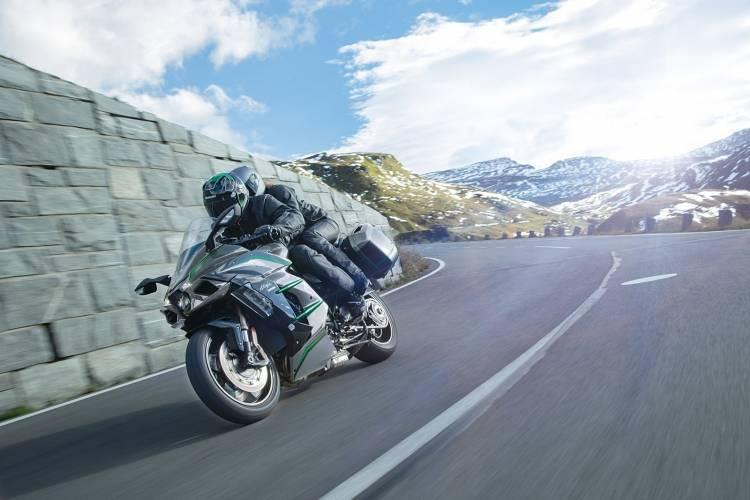 Kawasaki H2 Ninja Sx Se 2019 Dm 4