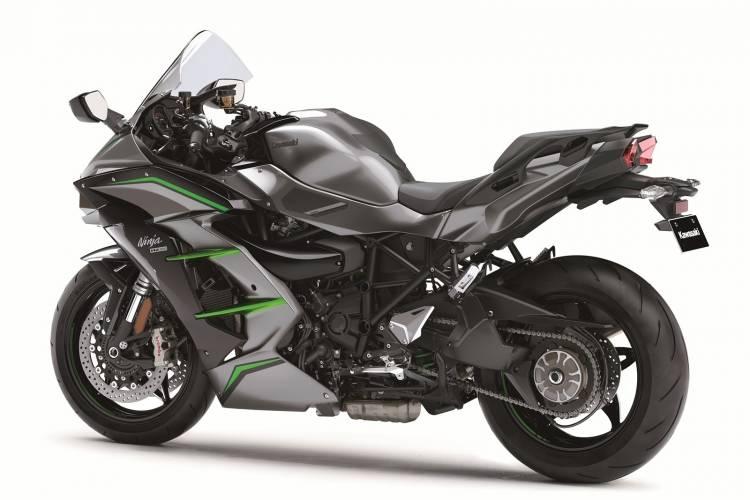 Kawasaki H2 Ninja Sx Se 2019 Dm 5
