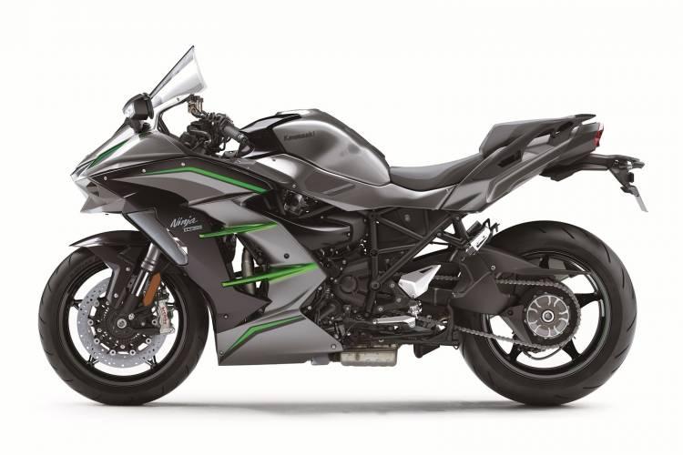 Kawasaki H2 Ninja Sx Se 2019 Dm 6