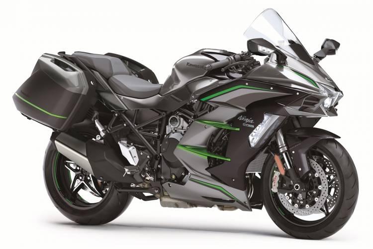 Kawasaki H2 Ninja Sx Se 2019 Dm 8