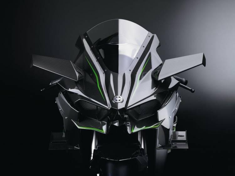 El Veyron de las motos se llama Kawasaki Ninja H2R y tiene 300 CV