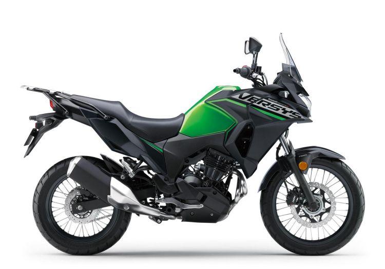 Kawasaki Versys X 300 2019 Verde