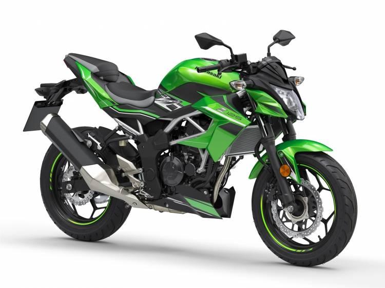 Kawasaki Z 125 Dm 5