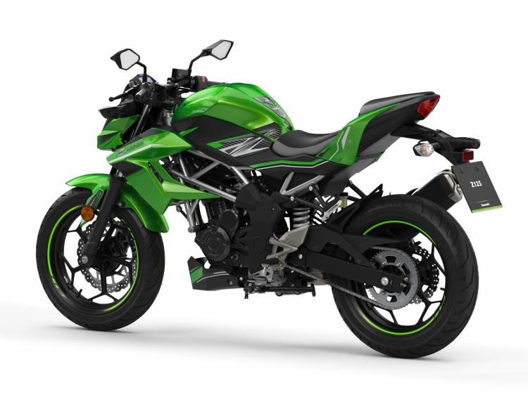 Kawasaki Z 125 Dm 7